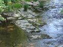 Kamenné desky v Tiché Orlici ve Verměřovicích vypadají velice zajímavě.