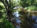Fotografie řeky Orlice, Tiché i Divoké, od pramenů až po soutok s Labem