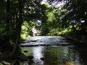 Řeka Tichá Orlice v úseku Lichkov - Jablonné nad Orlicí